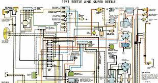 71 vw bug wiring diagram car wiring diagram download cancross co