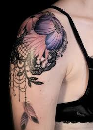 feminine tattoos designs pictures