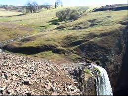 Table Mountain Oroville Ca Coal Canyon Falls Table Mountain Butte County California Youtube