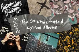 Seeking Underrated Top 10 Underrated Lyrical Albums Of 2017