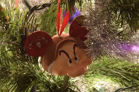 my favorite disney ornaments