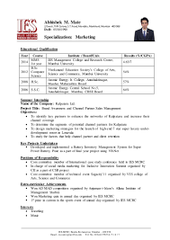 resume format for beautician format student bio data 2014