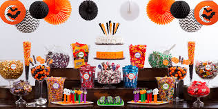 Candy For A Candy Buffet by Halloween Candy Buffet Supplies Halloween Candy U0026 Containers