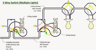 wiring multiple lights to one switch diagram efcaviation com