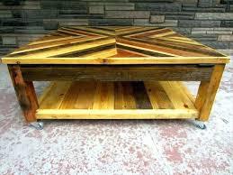 handmade wood coffee table handmade wooden coffee tables round coffee table with round tier