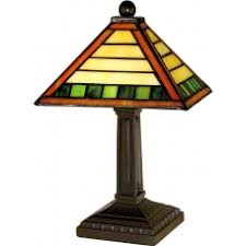 mission table lamps