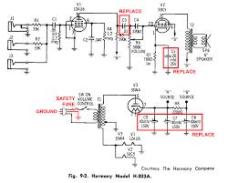rebuilding a vintage tube amplifier u2013 slackpropagation