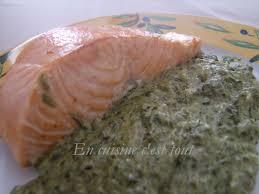 cuisiner l oseille saumon à l oseille en cuisine c est tout
