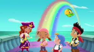 music video rainbow lands jake land