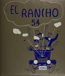 school annuals online 1954 el rancho high school yearbook online pico rivera ca