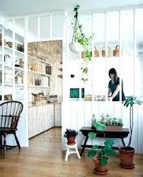 kitchen divider ideas kitchen and living room separators foyer divider ideas kitchen