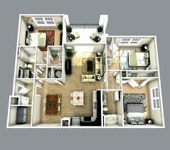 search house plans three bedroom bungalow plan 3 bedroom house plans best open floor