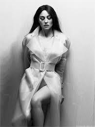 Monica Bellucci Vanity Fair Queen Bellucci
