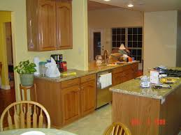 Asian Kitchen Cabinets by Phil Starks Red Oak Kitchen Cabinets