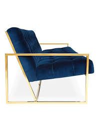 Jonathan Adler Sofas by Jonathan Adler Goldfinger Apartment Sofa