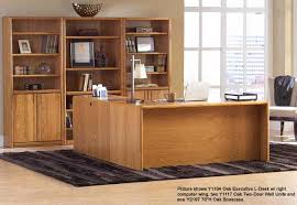 Office Furniture L Desk Choose From Matching Pieces Furnish Your Entire Office