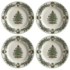spode tree garland dinner plate tree shops