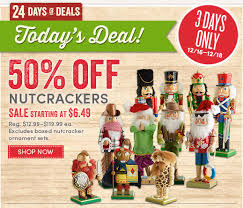 world market 50 nutcrackers ornaments plus free shipping