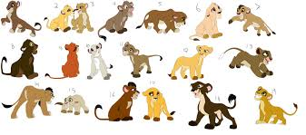 lion king cubs free download clip art free clip art