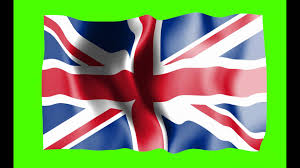 Indian Flag Gif Free Download British Waving Flag Green Screen Free Royalty Footage Youtube