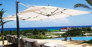 Cantilever Patio Umbrella Max Cantilever Umbrella By Tuuci Parterre
