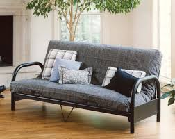 futon pillows furniture comfortable cheap futons for inspiring home furniture