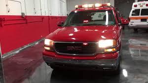 gmc yukon red rts 2000 gmc yukon used first responder sold youtube