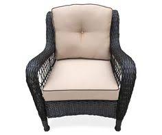 Wilson And Fisher Wicker Patio Furniture I Found A Hampstead Resin Wicker Rocker Patio Chair At Big Lots