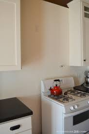 Beadboard Kitchen Cabinets Diy by Kitchen White Beadboard And Tile Backsplash For The Home Pinterest