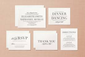 wedding invitation suites minted accessory