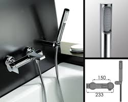 Bathroom Taps With Shower Attachment Get Trendy And Economic With Bath Mixer Taps With Showers