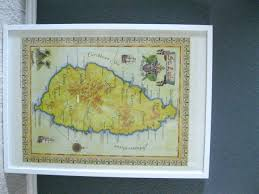 St Lucia Map The Adventures Of The St Lucia Map What The Vita