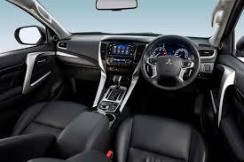mitsubishi asx 2017 interior 2018 mitsubishi pajero front picture new car release news