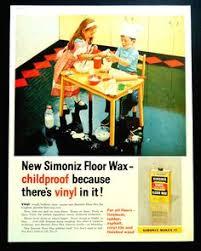 Vintage Retro Floor L Advertising For L Encaustol Floor Wax Vintage Ads