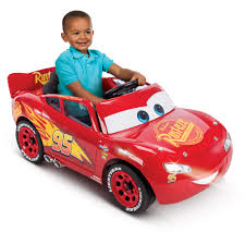 vs sports car video toy disney u2022pixar cars 3 lightning mcqueen 6v battery powered ride on