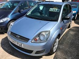 used ford fiesta 2007 for sale motors co uk