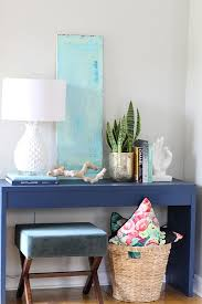 Turquoise Console Table Stylish Entry Console Tables Thewhitebuffalostylingco Com