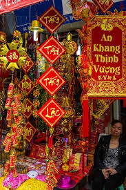 Vietnamese New Year Decoration by Should I Travel To Vietnam During Tet Earth Trekkers