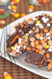 halloween bark recipe so very blessed