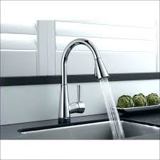 delta savile kitchen faucet delta savile stainless 1 handle pull kitchen faucet