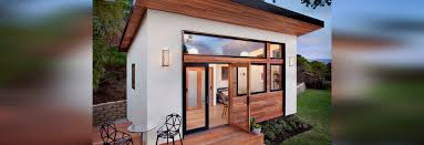 This Small House by This Small Backyard Guest House Is Big On Ideas For Compact Living