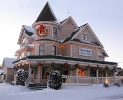Decorative Garlands Home Westby House Inn Christmas Garland Wisconsin Bed And Breakfast
