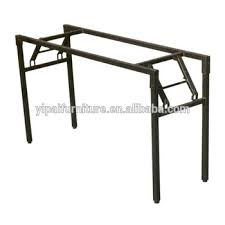 Metal Folding Table Legs New Style Top Quality Foldable Metal Folding Table Leg Brackets In