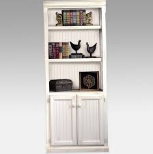 Antique White Bookcase With Doors White Bookcase With Doors Amazing Antique Furnitures For 19