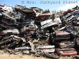 car yard junkyard scenes from a junkyard planet what ultimately happens to that new