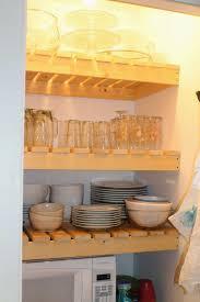 Pantry Shelf Remodelaholic Sliding Barn Door Pantry Makeover With Wood Slat