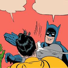 Meme Batman Robin - batman robin blank template imgflip