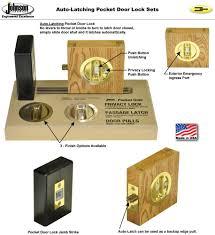 johnson hardware pocket door lock johnsonhardware com sliding