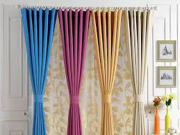 Curtains For Home Ideas Colorful Minimalist Home Curtain Design 4 Home Ideas