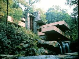 Frank Lloyd Wright Falling Water Interior Frank Lloyd Wright And Fallingwater When Reality Exceeds Arafen